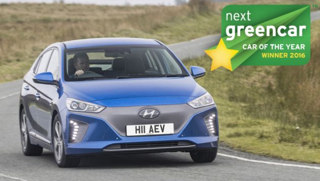 Next Green Car Awards 2016 winners revealed