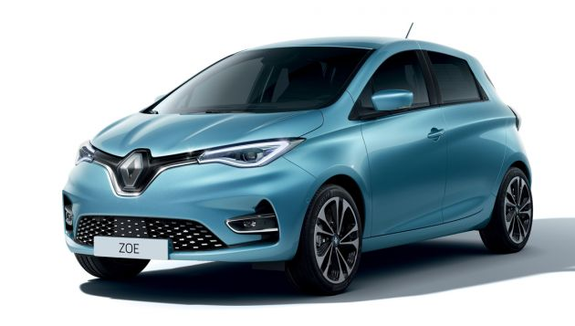 New Renault Zoe details announced