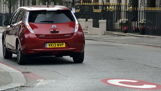how to check if i need to pay congestion charge