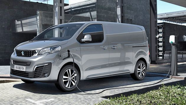 Prices announced for Peugeot e-Expert