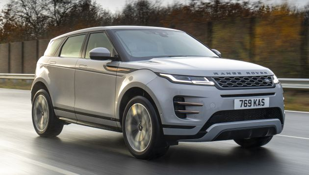 Land Rover launches PHEV Discovery Sport and Evoque
