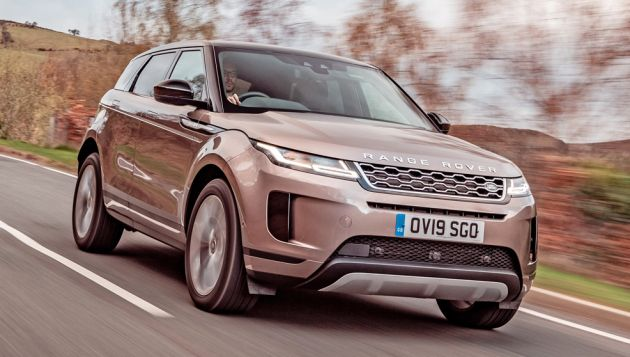 Range Rover Evoque first drive