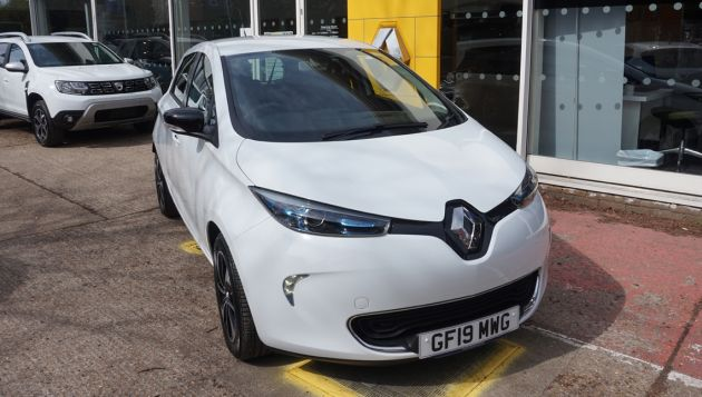 Renault Zoe R110 long-term review