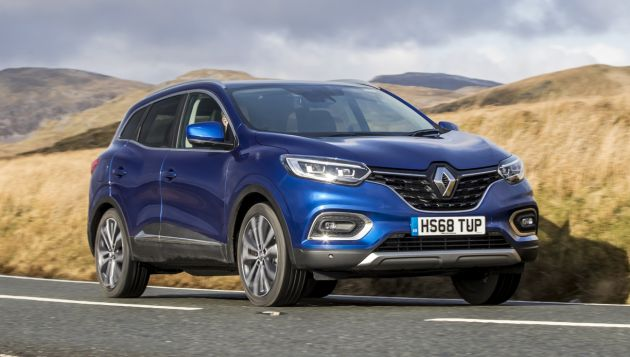 Renault Kadjar TCe 140 review