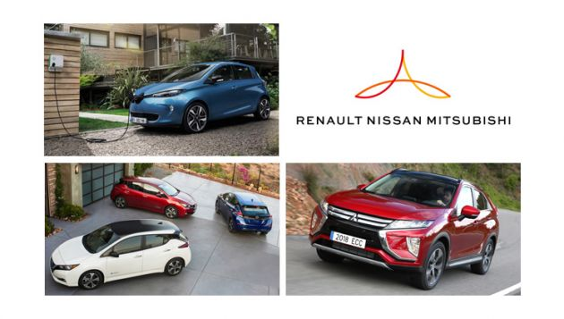 Twelve new EVs due by 2022 from Renault Nissan Alliance | Next Green Car