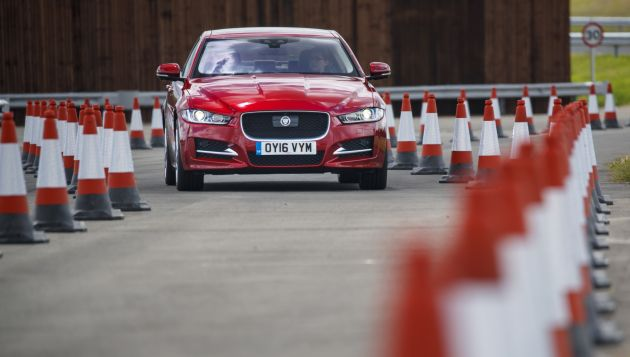 Jaguar Land Rover working on advanced safety systems