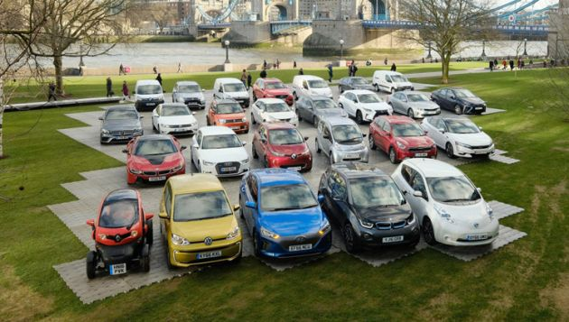 Car CO2 emissions at record low, but SMMT urges caution
