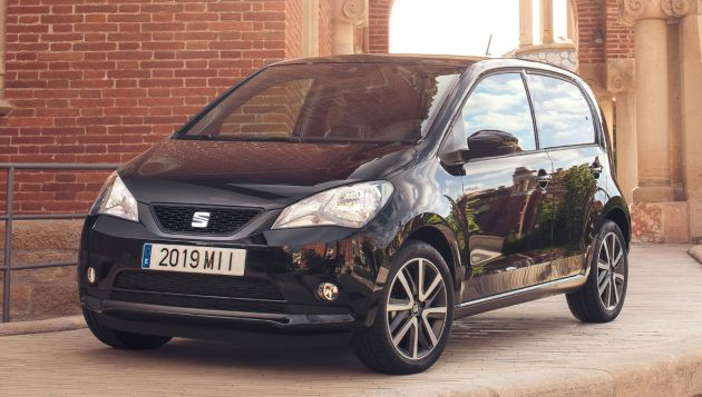 Seat Mii Electric goes on sale
