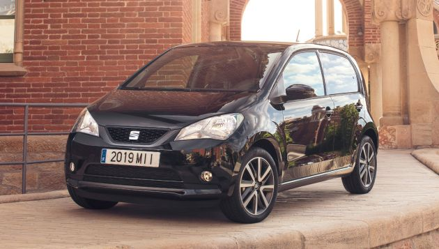 Seat Mii electric unveiled