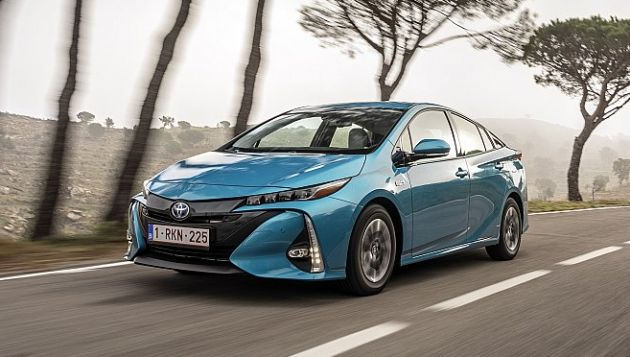 Toyota Prius Plug-In First Drive