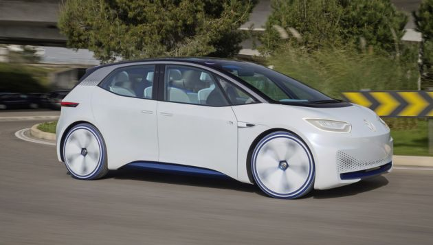 VW launches Electric for All campaign
