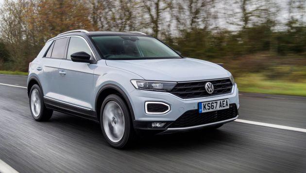 VW T-Roc First Drive