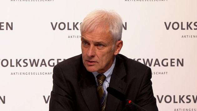 VW's 'chain of errors' to prove 'catalyst for change'