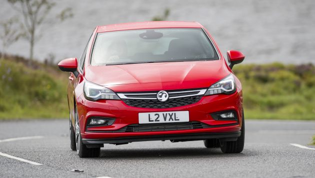 Vauxhall Astra 1.0 EcoFlex review