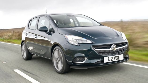 vauxhall corsa se 14 turbo review next green car. Black Bedroom Furniture Sets. Home Design Ideas