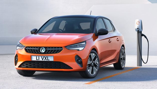Vauxhall Corsa-e pricing revealed