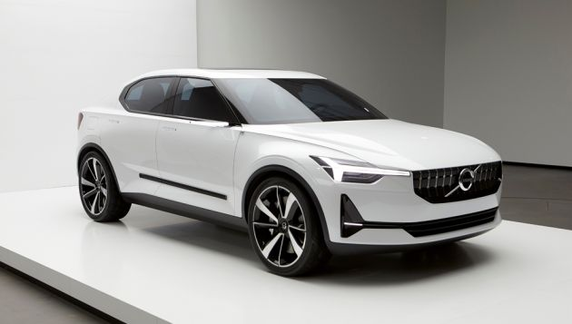 volvo plans new electric models next green car. Black Bedroom Furniture Sets. Home Design Ideas