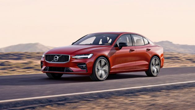 Volvo launches S60 with two PHEV options