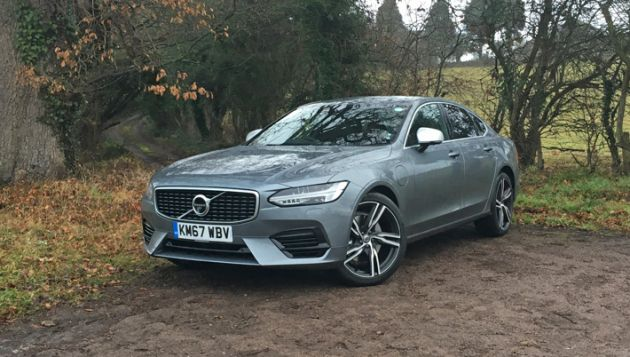 Volvo S90 T8 TwinEngine review