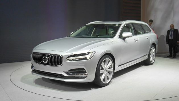 Volvo's V90 is just the start of expanding and electric future