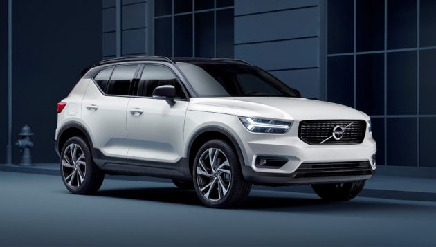 New Volvo XC40 launched