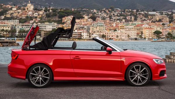 audi a3 cabriolet 16tdi se review | next green car