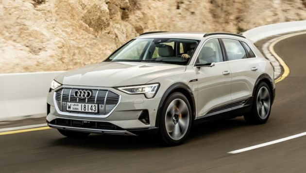 Audi e-tron available to order in the UK