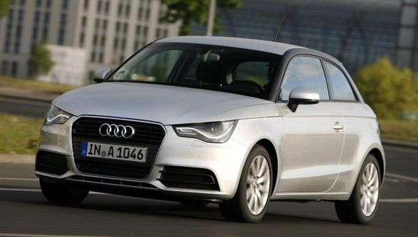 Audi A1 1.6 TDI SE review