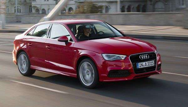 Audi A3 Saloon 1 6 Tdi Sport Review Next Green Car