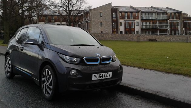 BMW i3: NGC Electric Drive