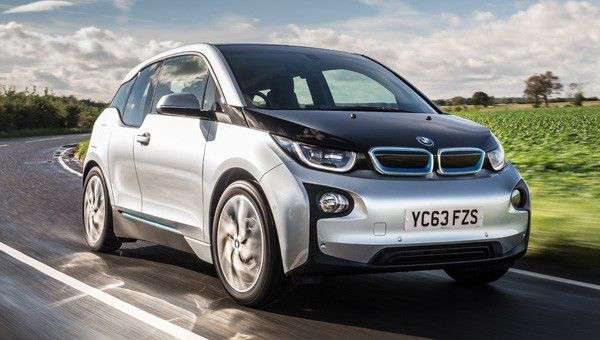 BMW offers green electric tariff for i3