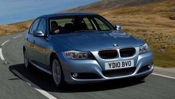 BMW 320d Efficient Dynamics review