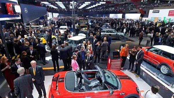 Brussels Motor Show to start tomorrow