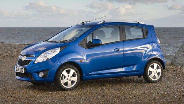 chevrolet spark 1 0ls review. Black Bedroom Furniture Sets. Home Design Ideas
