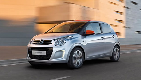 citroen c1 airscape flair review next green car. Black Bedroom Furniture Sets. Home Design Ideas