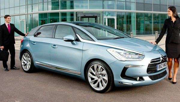 citroen ds5 dsport hybrid4 200 airdream review next green car. Black Bedroom Furniture Sets. Home Design Ideas