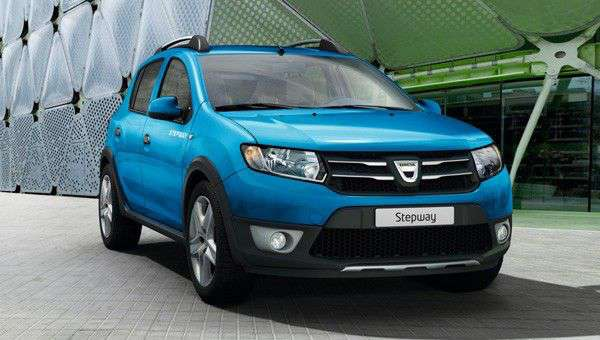 dacia sandero stepway laureate review next green car. Black Bedroom Furniture Sets. Home Design Ideas