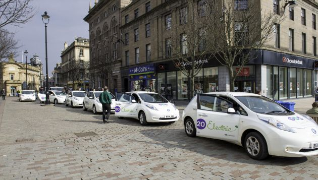 China's BYD beats Renault, Nissan in Brussels electric taxi bid