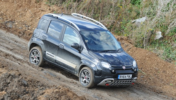 Fiat Panda Cross Twinair Review Next Green Car