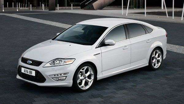 Ford Mondeo   Tdci Edge Review