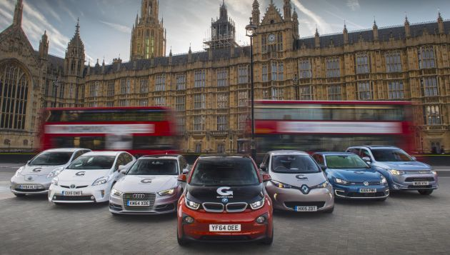 Extension announced for Plug-in Car Grant