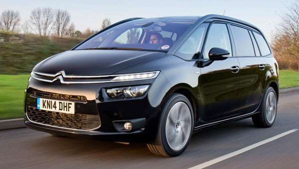 grand c4 picasso voted best 7 seat mpv next green car. Black Bedroom Furniture Sets. Home Design Ideas