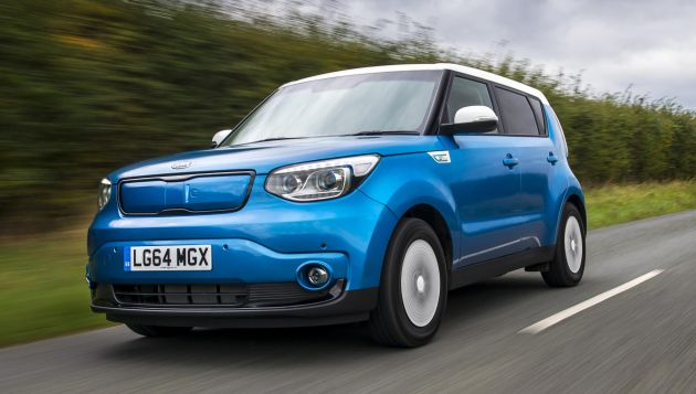ngc range test the kia soul ev next green car. Black Bedroom Furniture Sets. Home Design Ideas