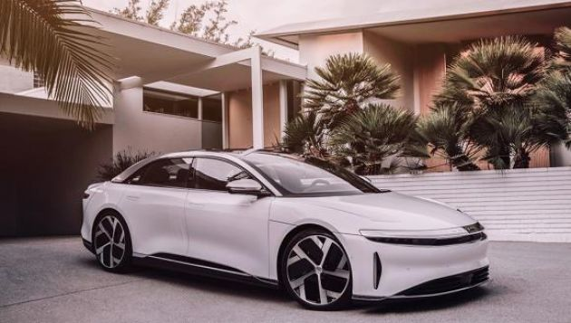 Lucid hopes to make 500,000 cars a year by 2030