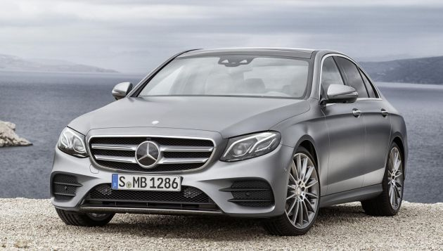 new car 2016 ukNew MercedesBenz EClass Saloon available to order in UK  Next