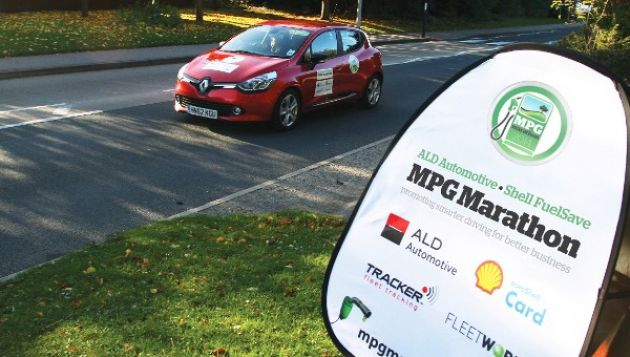 Entries open for 2014 MPG Marathon