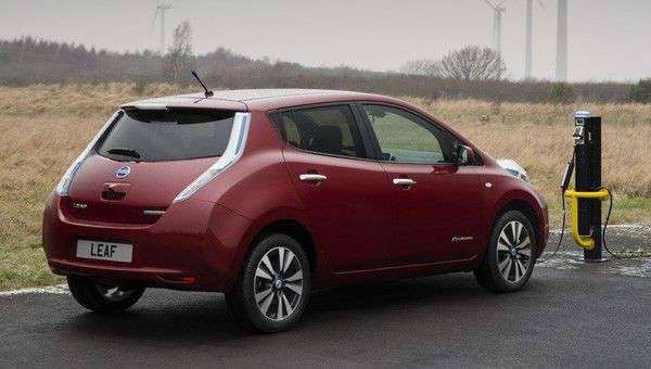 New Nissan LEAF soon available in UK