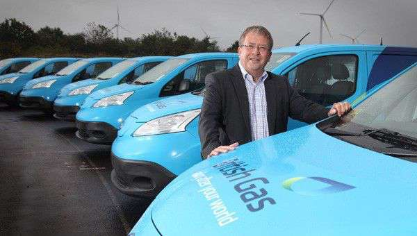British Gas tests Nissan e-NV200 fleet