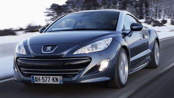 Peugeot RCZ Coupe GT review