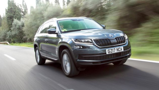 Skoda Kodiaq 2.0 TDI review